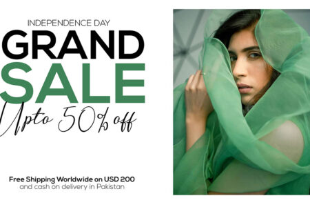 Azadi Day Sale Women Clothing