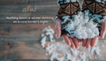 Yes!! We All Want Winter Women Clothing in Pakistan