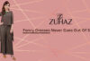 Check Out Pakistani Fancy Dresses with Prices At Zuhaz